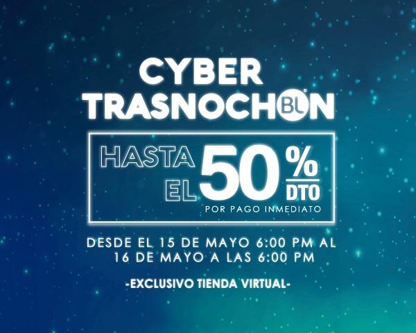 Cyber Trasnochón
