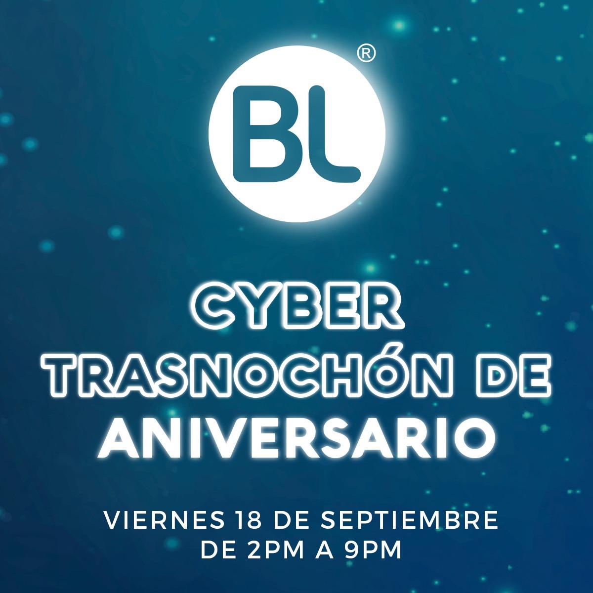 Cyber-Trasnochón BL