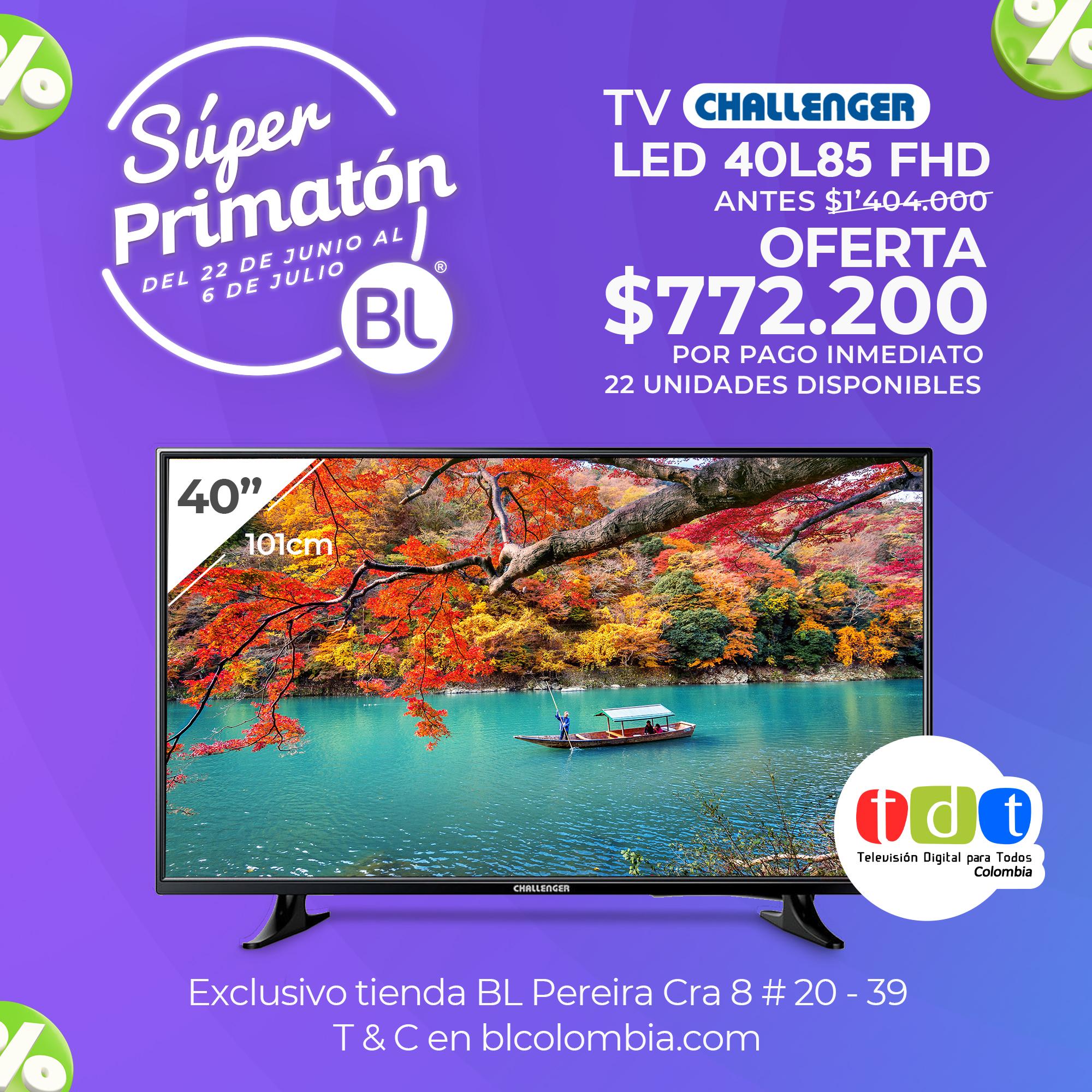 Liquidación TVS – BL Pereira